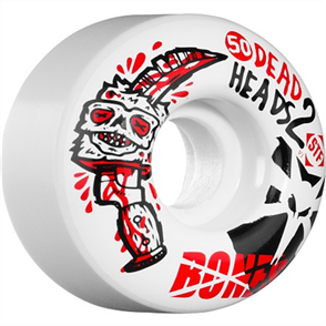 Bones Wheels - Stf 50Mm Dead Heads 2 V1