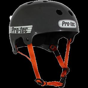 Protec Bucky Helmet, Solid Gunmetal