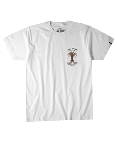 Salty Crew Bugging Out Short Sleeve Tee, White