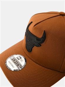 NewEra 940AF CHIBUL Q220 TP FRAME CAP, CHICAGO BULLS