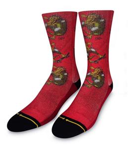 Merge4 Mens Caballero - Enter the D Mens Socks