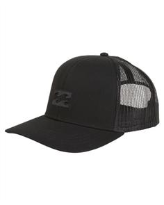 Billabong ALL DAY TRUCKER CAP, BLACK