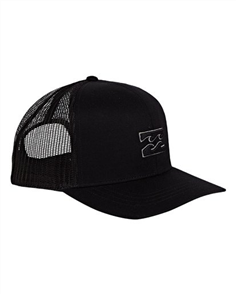 Billabong ALL DAY TRUCKER CAP, BLACK