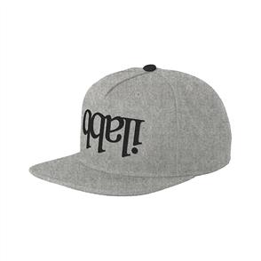 iLabb CAPSIZE SNAPBACK CAP, GREY MARLE