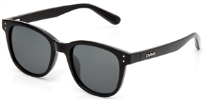 Carve Homeland Polarized Sunglasses, Black