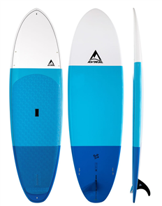 Adventure Paddle Sixty Forty MX Molded SUP Board, New Blue