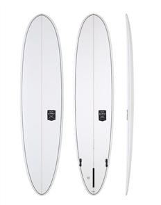 Creative Army Jumbo Jet SLX Surfboard, Clear