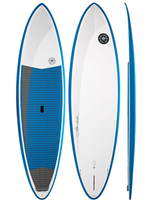 Tom Carroll Outer Reef MX Molded, Blue Rail