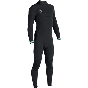 Vissla Seven Seas 4/3mm Full Back Zip Steamer