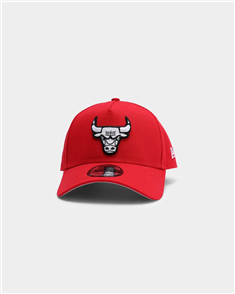 New Era 940AF CHICAGO BULLS Q121 CAP, SCAR BLK WHI