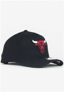 Mitchell Ness CHICAGO BULLS TEAM 110 Snapback Cap, BULLS