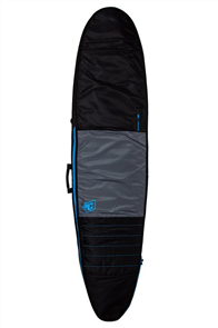 Creatures Of Leisure Longboard Day Use Board Bag, Charcoal Cyan