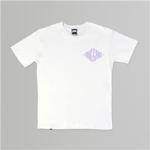 Fang Gang LOCALS ONLY TEE, White
