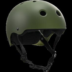Pro-Tec Classic Skate Helmet, Matte Olive