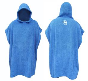 Curve El Poncho Microfibre Towel Teen
