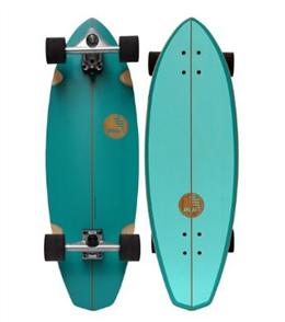 """SLIDE Diamond Belharrra 32"""" Surf Skateboard"""