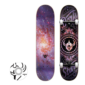 "Darkstar Cosmic FP Premium Complete, Purple 8.0"""