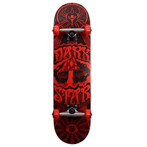 """Darkstar Trippy FP Complete, Red 8.0"""""""