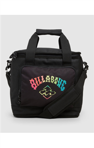 Billabong BEACHCOMBER COOLER BAG, BLACK NEON