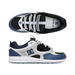 DC Kalis Lite SE Mens Shoe, Blue Black Grey