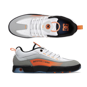 DC Legacy 98 Slim, Black/ White Orange
