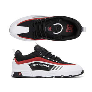 DC Legacy 98 Slim, Black/ Red/ White