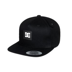 DC Snap Doodle Snapback Cap, Black