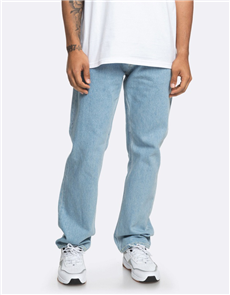 DC WORKER RELAXED PANT, Vintage Bleach