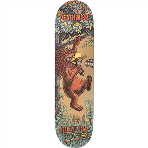 Deathwish NW Beast Mode Deck 8.25
