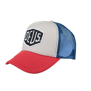 Deus Baylands Trucker, Blue-Red