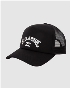 Billabong BOYS PODIUM TRUCKER HEADWEAR, BLACK