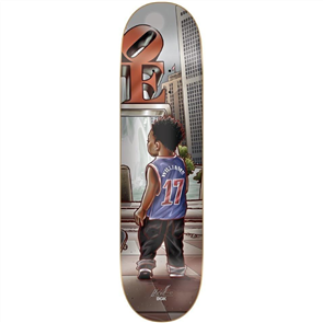 DGK Stevie Williams Love Lil Deck