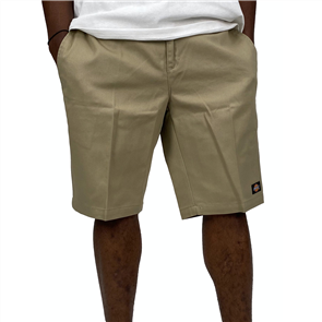 Dickies SLIM FIT WORK SHORT SLIM FIT WORK SHORT, KHAKI