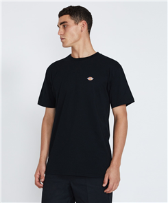 Dickies H.S ROCKWOOD SHORT SLEEVE TEE, BLACK