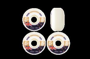 DOOK COMBO7 - 4x ASSRT Decks (Inc Grip) 4x ASSRT Wheels (Exc Bearings)