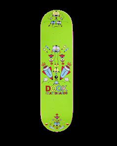 DOOK Grommets Deck