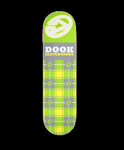 DOOK Tartan Deck