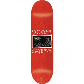 Doom Sayers DECK  SNAKE SHAKE 9 RED