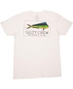 Salty Crew El Dorado Tee, White