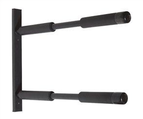 Curve SUP Wall Rack Double Steel