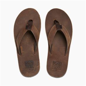 Reef Voyage Le Mens Sandal, Dark Brown