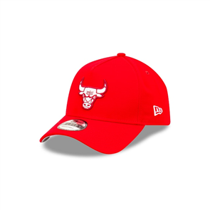 NewEra Chicago Bulls Red 9FORTY A-Frame Snapback
