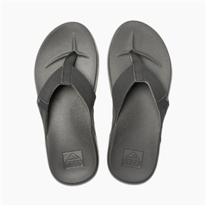 Reef Cushion Bounce Mens Jandal (CRS), Black