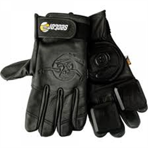 Sector 9 Longboards Sergeon Leather Slide Gloves S-M