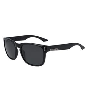 Dragon SP Monarch Polarized 55 Sunglasses, Jet/ Smoke