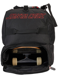 Santa Cruz Drifter Backpack A, Black