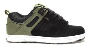 DVS Enduro 125 Shoes, 300 Olv Blk Nbk