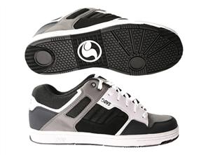 DVS Enduro 125 Shoes, Black/ Grey/ Navy NBK