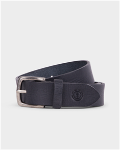 Element FOUNDATION LEATHER BELT, BLACK