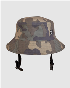 Billabong Surf Bucket Hat, Army Camo